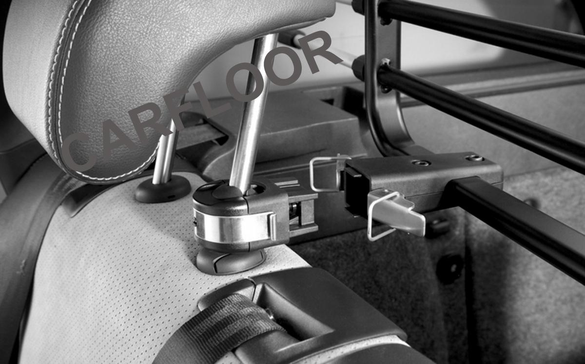 Kleinmetall Roadmaster Deluxe Hundegitter Trenngitter passt für viele Seat